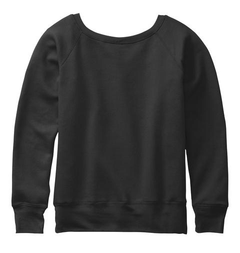 Help Us Save Racks! Black Sweatshirt Back