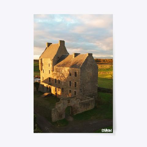 Sassenach's Home In Scotland Standard T-Shirt Front