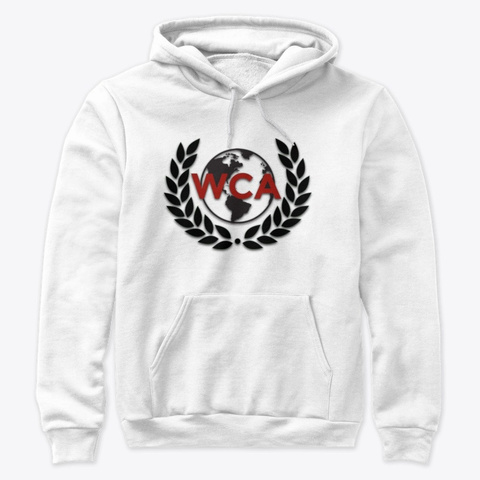 Wca Seal White T-Shirt Front