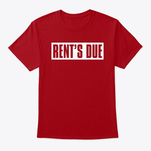 due in t shirt