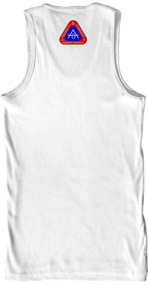 The  Fronnicko Juko Collection  White T-Shirt Back