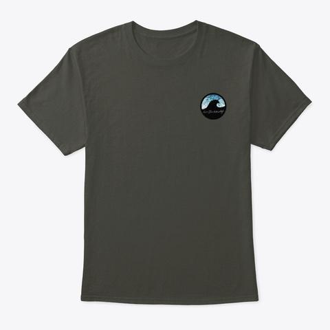 Image Failed To Load Smoke Gray T-Shirt Front