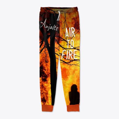 Air To Fire Jogger Standard T-Shirt Front