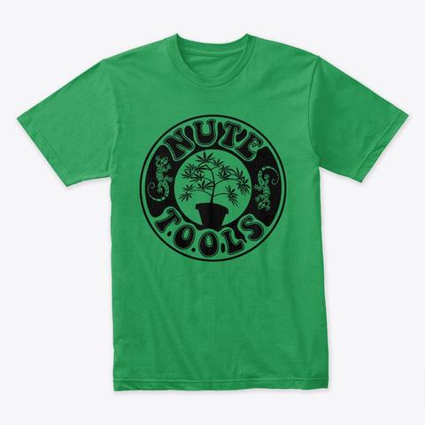 Home Grower Emblem Kelly Green T-Shirt Front