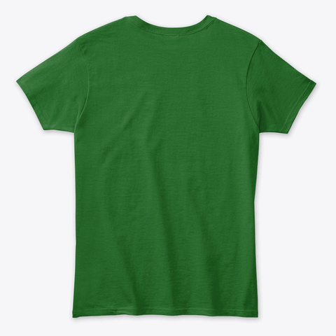 Ba Good Human Irish Green T-Shirt Back