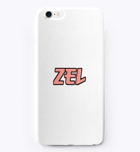 Zel Case Pt. 1 Standard T-Shirt Front