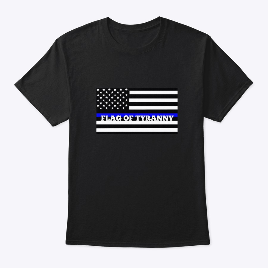FLAG OF TYRANNY Unisex Tshirt