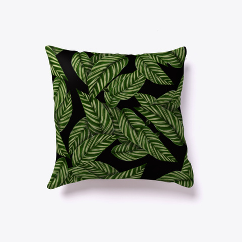 Leaves Cushion Standard T-Shirt Front