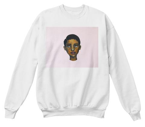 Wonder White  T-Shirt Front