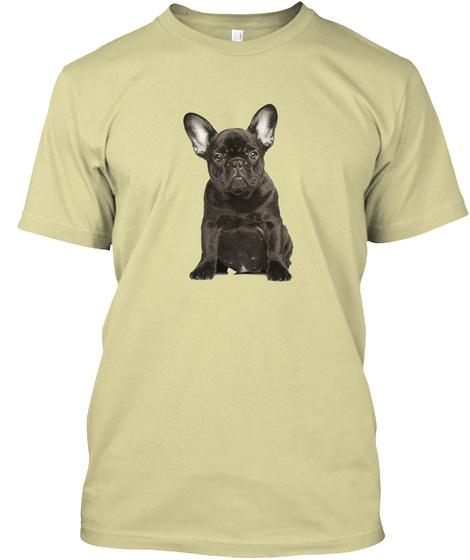 French Bulldog Sand T-Shirt Front