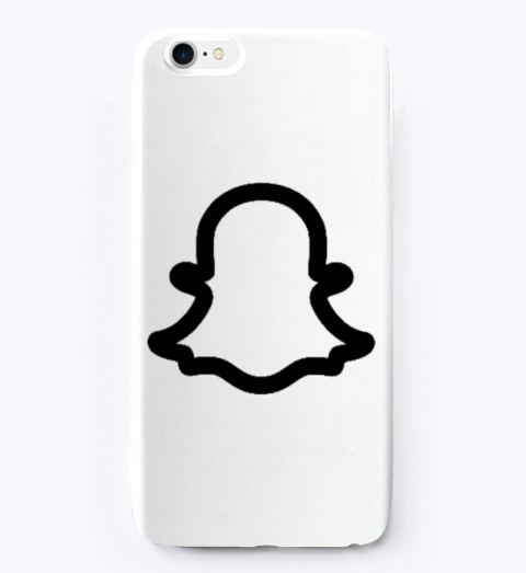 best website 604a5 765ba Oh, Snap its a ghost! Phone Case