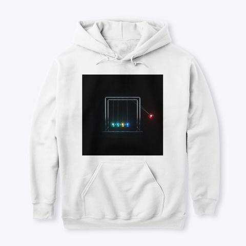 Pendulum White T-Shirt Front
