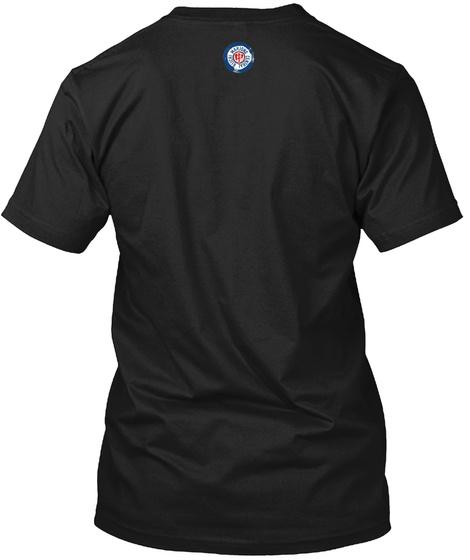 Run Rmc Tee Black T-Shirt Back