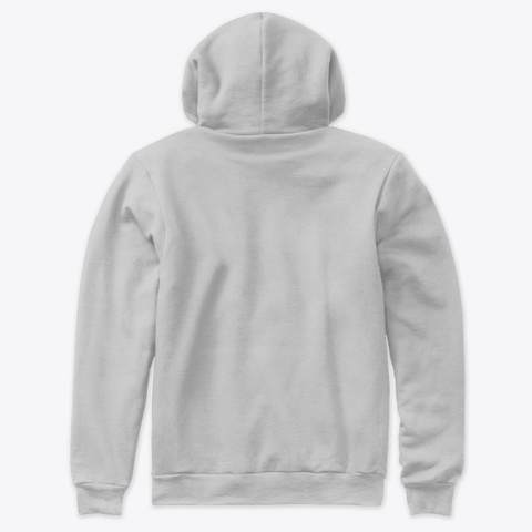 The Spokes Dude Heather Grey Sweatshirt Back