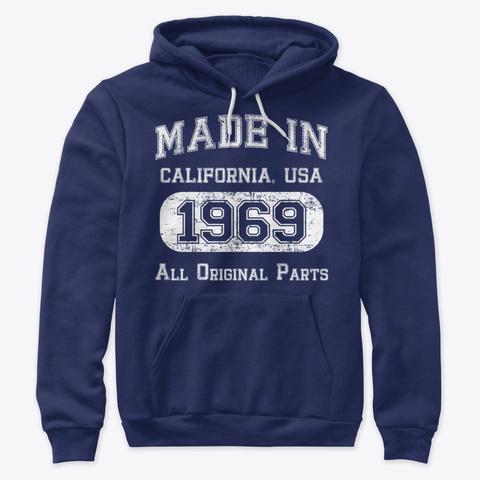 1969 CALIFORNIA HOODIE Unisex Tshirt