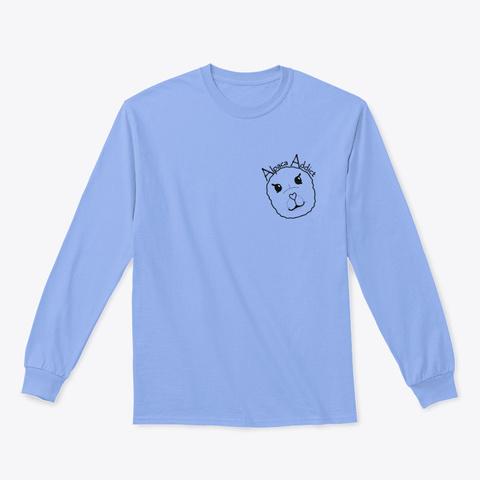 f70b1b373 Alpaca Addict Logo Long Sleeve Products from Alpaca Addict   Teespring
