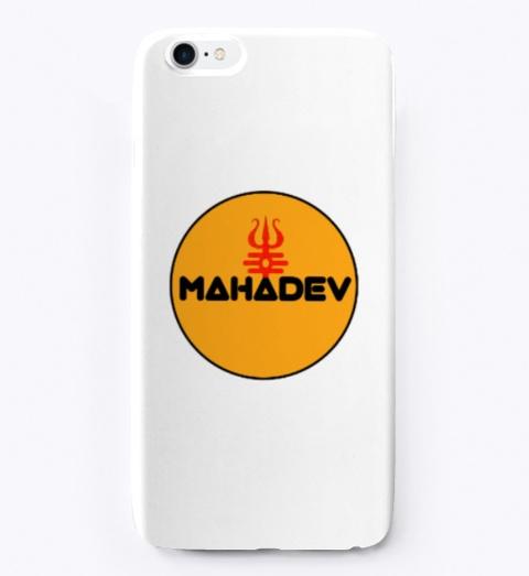 Mahadev Standard T-Shirt Front