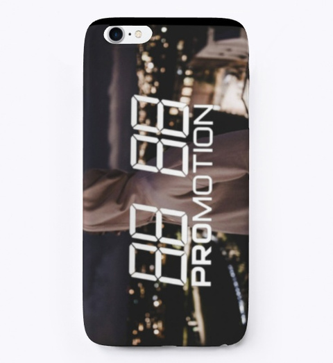 Promotion Official I Phone Case Black T-Shirt Front