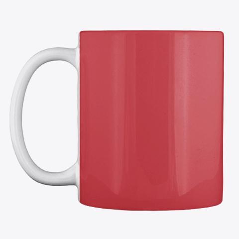 """F   Art"" Mug Bright Red T-Shirt Front"