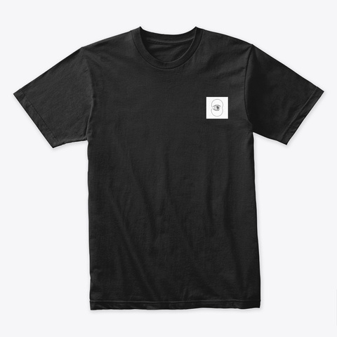 Vesica Sound Gear Black T-Shirt Front
