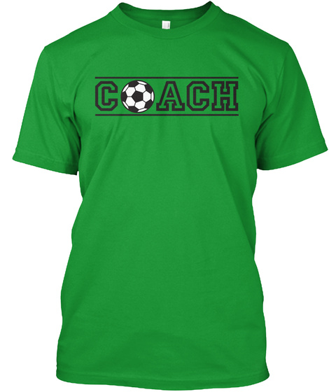 Coach Kelly Green T-Shirt Front