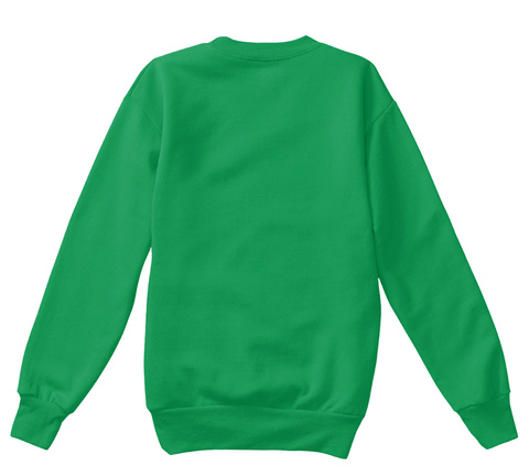 Tiniest Tiger Apparel For Kids! Kelly Green  T-Shirt Back