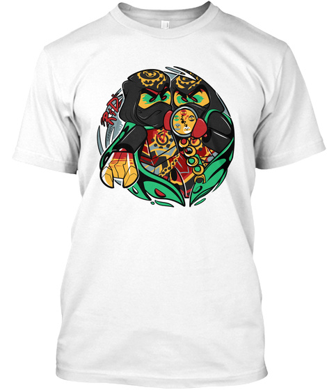 R&Amp;D Limited Edition Hands Of Time Shirt T-Shirt Front