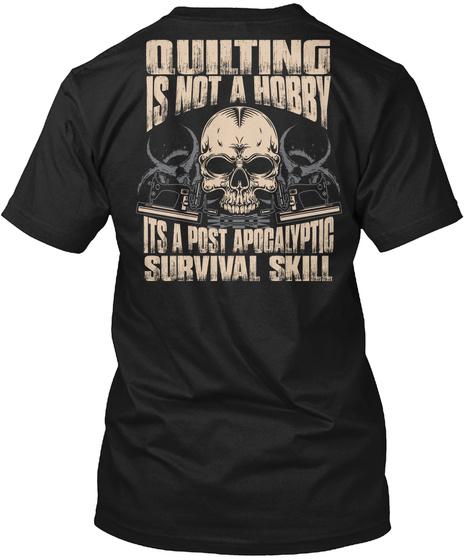 Nl  Black T-Shirt Back