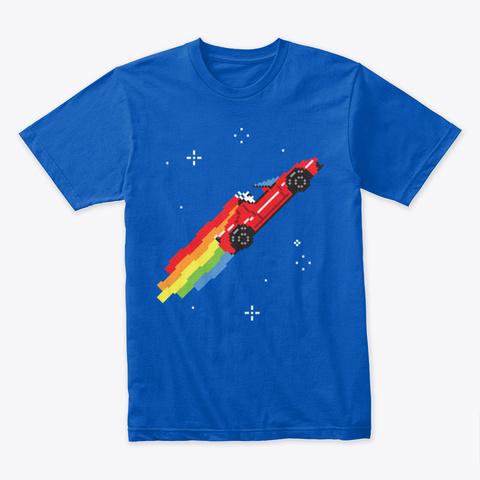 Nyan Roadster 🚀 #Sfsf Royal T-Shirt Front