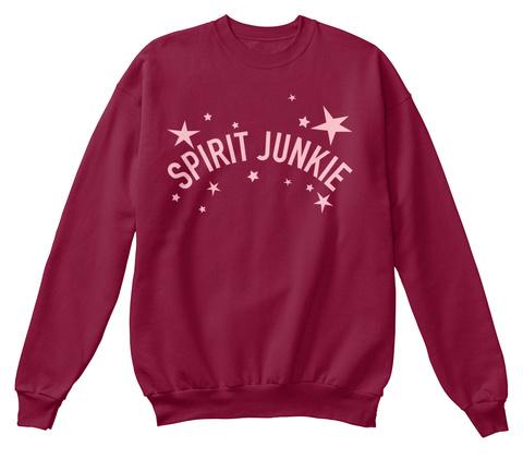 Spirit Junkie Cardinal  Sweatshirt Front