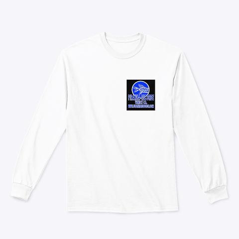 Evol  Sad Girl Shirt White Kaos Front