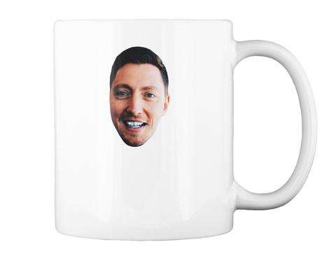 Double Dose Of Db White Mug Back