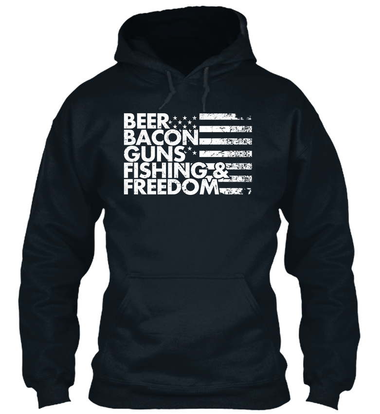 Beer-Bacon-Guns-Fishing-And-Freedom-amp-Standard-College-Hoodie