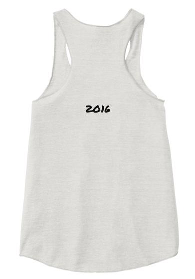 2016 Eco Ivory  T-Shirt Back