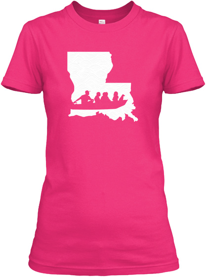 Show Your Love La Heliconia T-Shirt Front