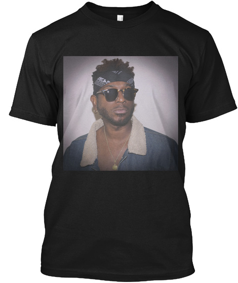 Vic Ci Flame T Shirt Black T-Shirt Front