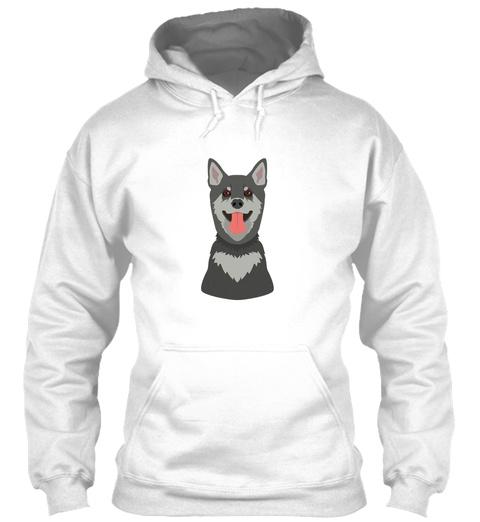 Hund Cachorro Hond Dog Chien Cane Perro  White T-Shirt Front