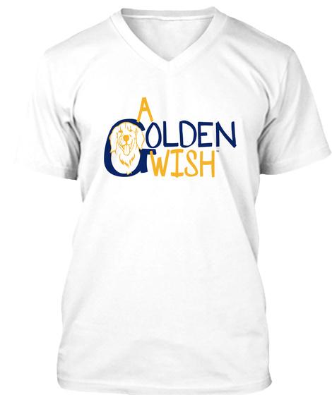 A GOLDEN WISH LAUNCH Unisex Tshirt