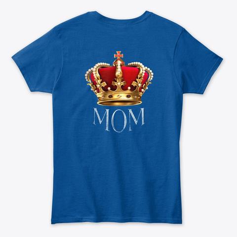 Queen Royal T-Shirt Back
