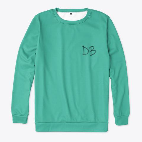 Holdiay Sale Aqua T-Shirt Front