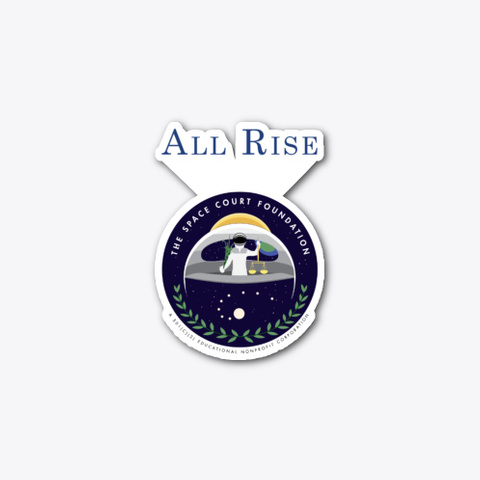 All Rise Standard T-Shirt Front