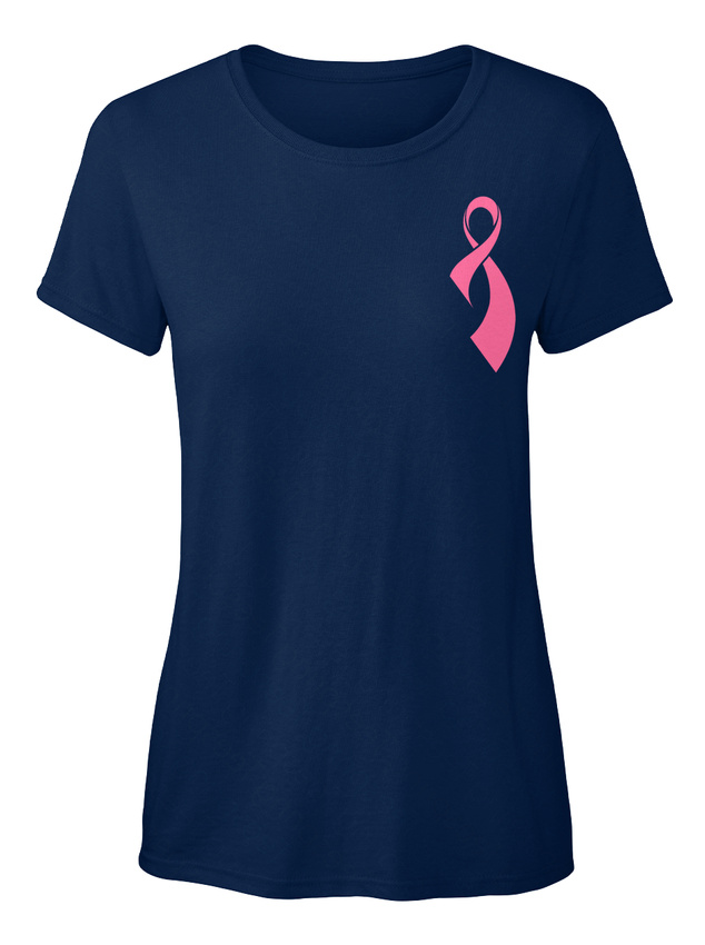 Awareness Standard Women/'s T-shirt Uk Breast Cancer Awareness
