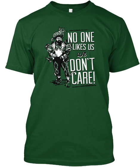 No One Likes Us Philly T Shirts - No One Likes Us We Donu0026#39;t Care! Products From Underdogs | Teespring