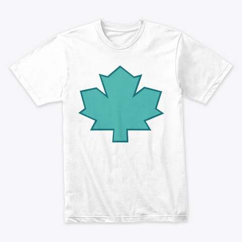 Total Drama Owen's Shirt Collection White T-Shirt Front
