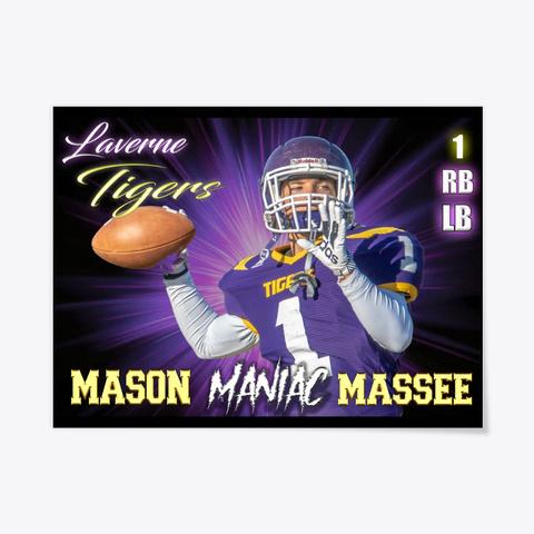 Mason Massee Standard T-Shirt Front