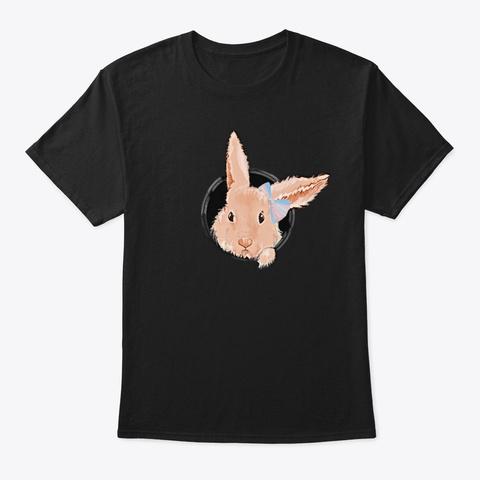 N/A Black T-Shirt Front
