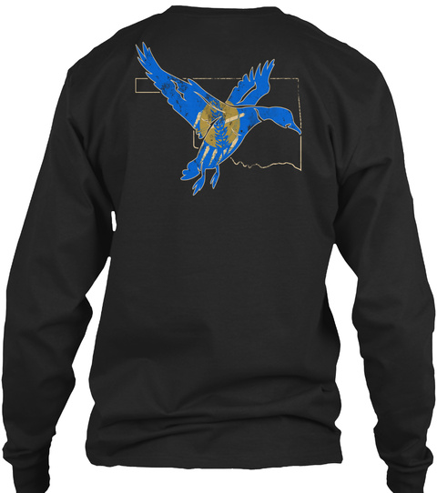 1116 Oklahoma Duck Hunting Waterfowl SweatShirt