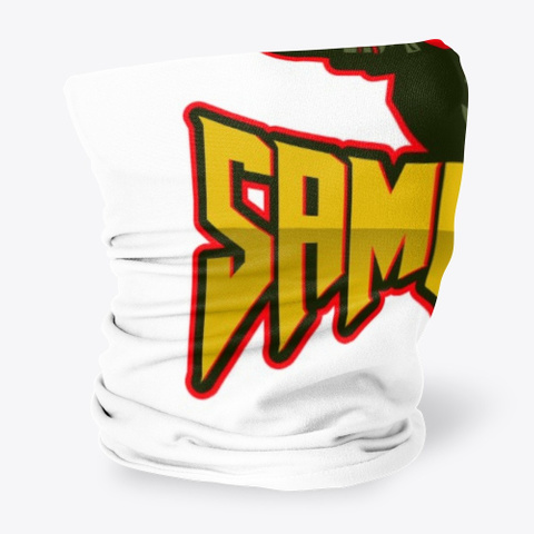 Samurai Lifestyle Fan Standard T-Shirt Side