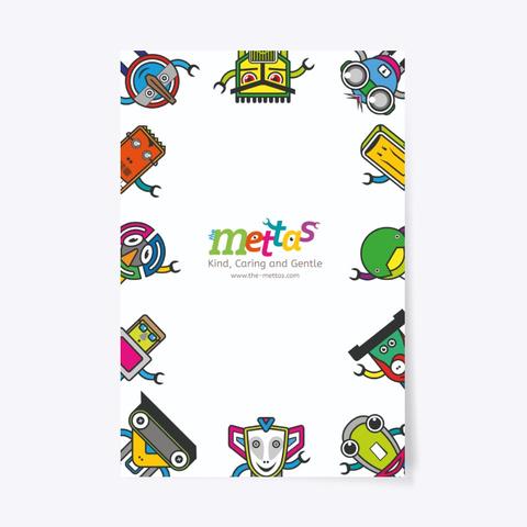 The Mettas Poster Standard T-Shirt Front