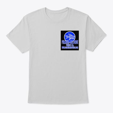 Rx Cx Skull On Fire Shirt Light Steel Camiseta Front